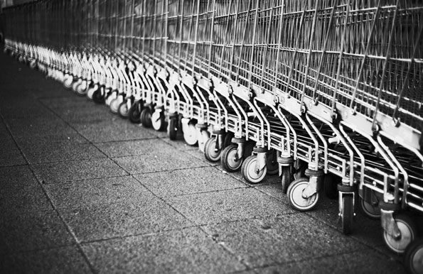 Shopping Trolley Collection